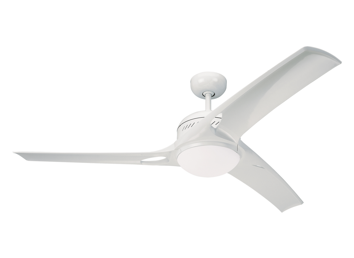 52 inchCeiling Fan from the Mach One collection by Monte Carlo 3MO52WHO L