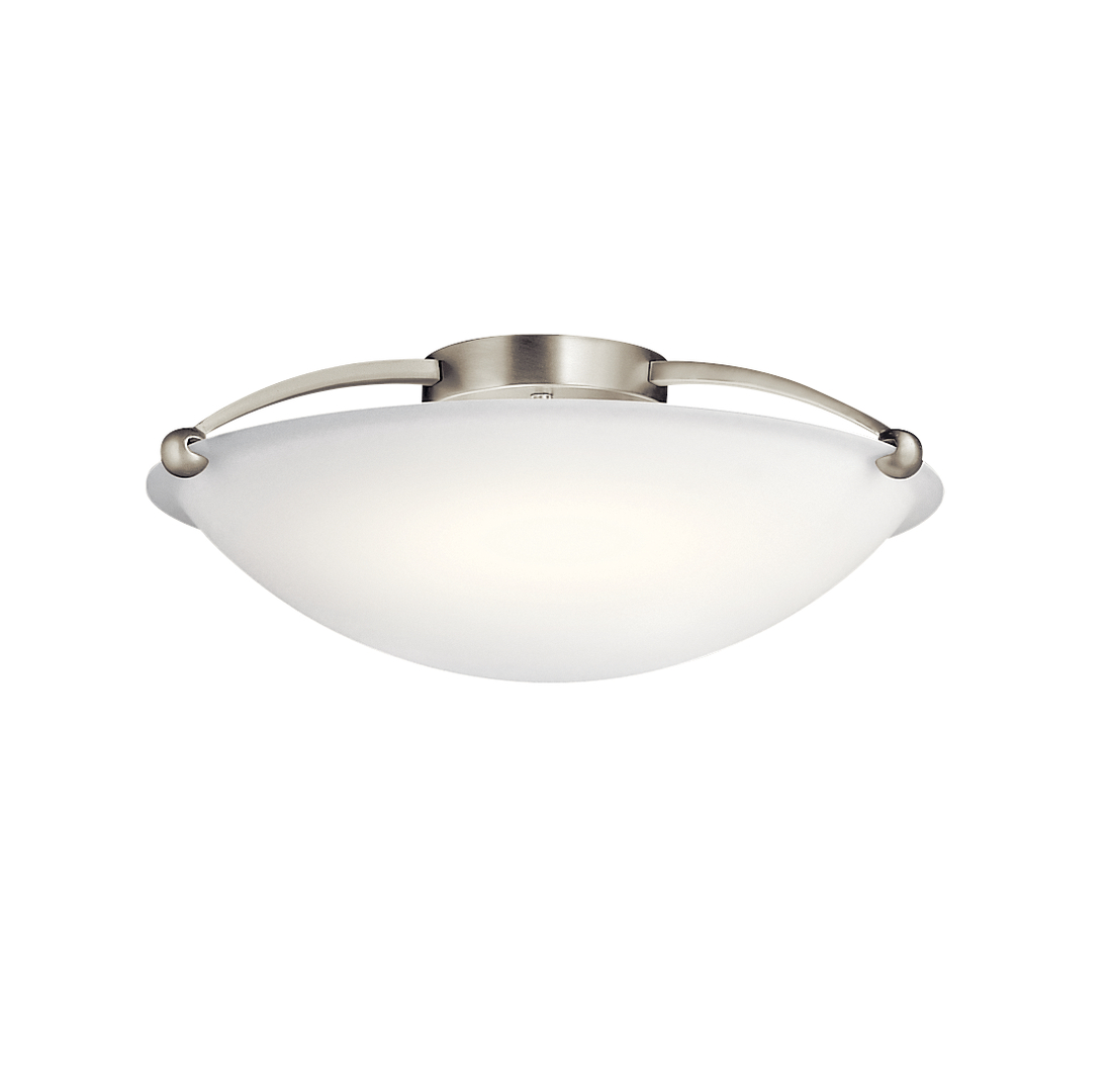 Five Light Semi Flush Mount