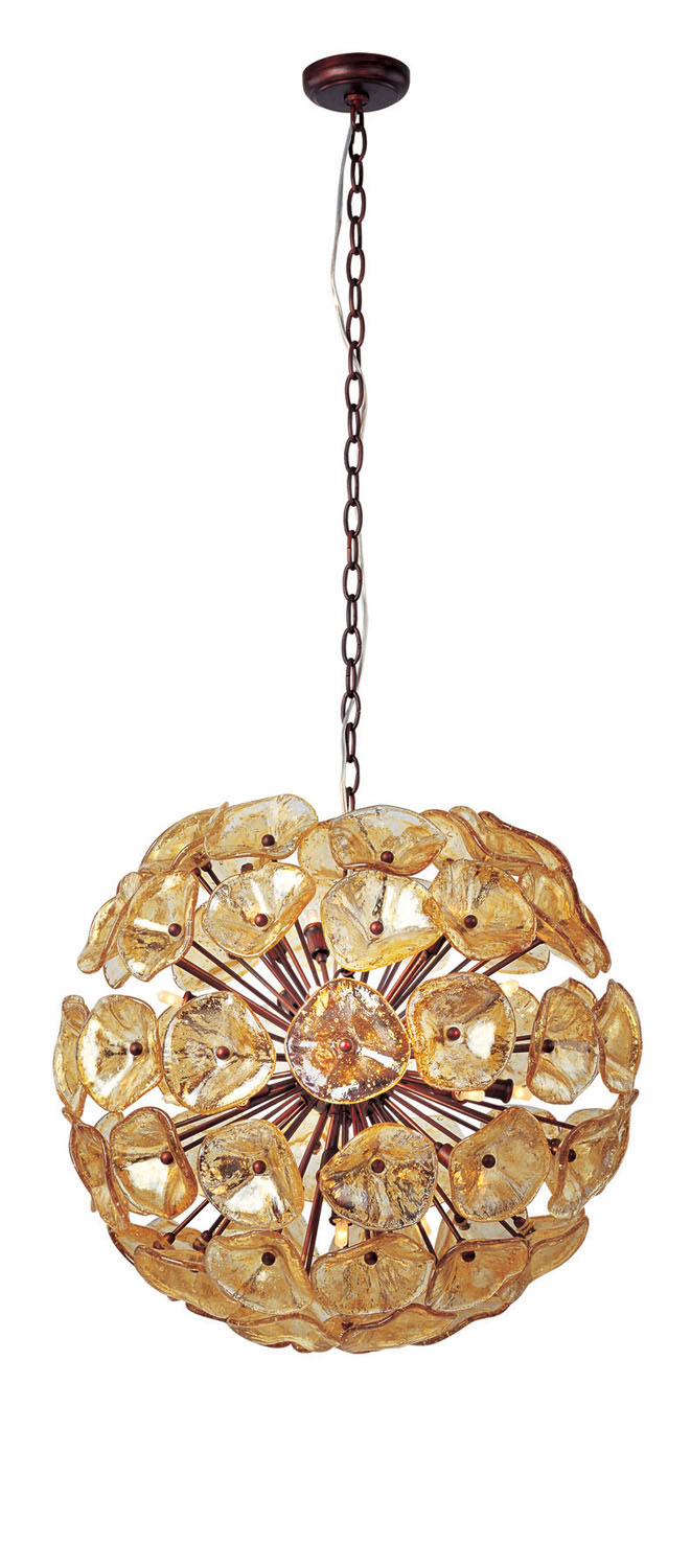 20 Light Pendant from the Fiori collection by ET2 E22094 26