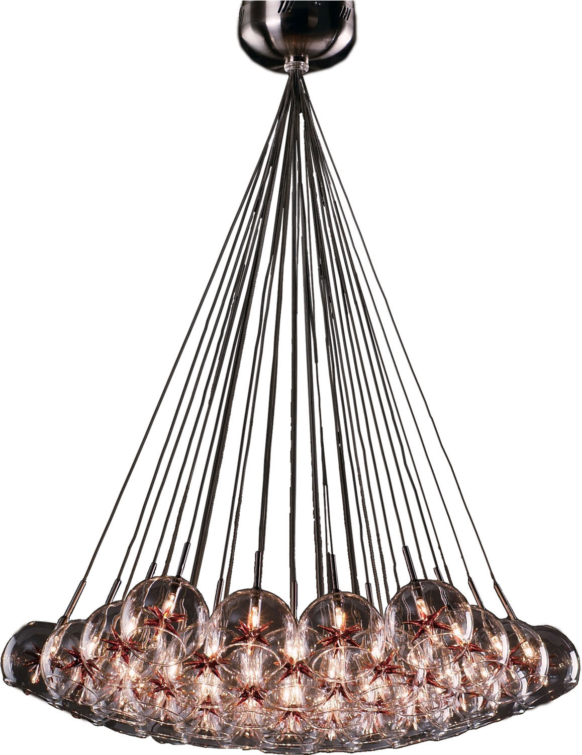 37 Light Pendant from the Starburst collection by ET2 E20112 25
