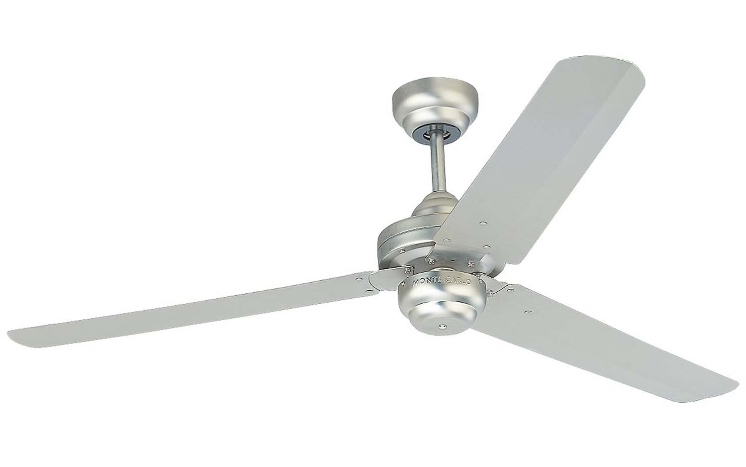54 inchCeiling Fan from the Studio collection by Monte Carlo 3SU54BP