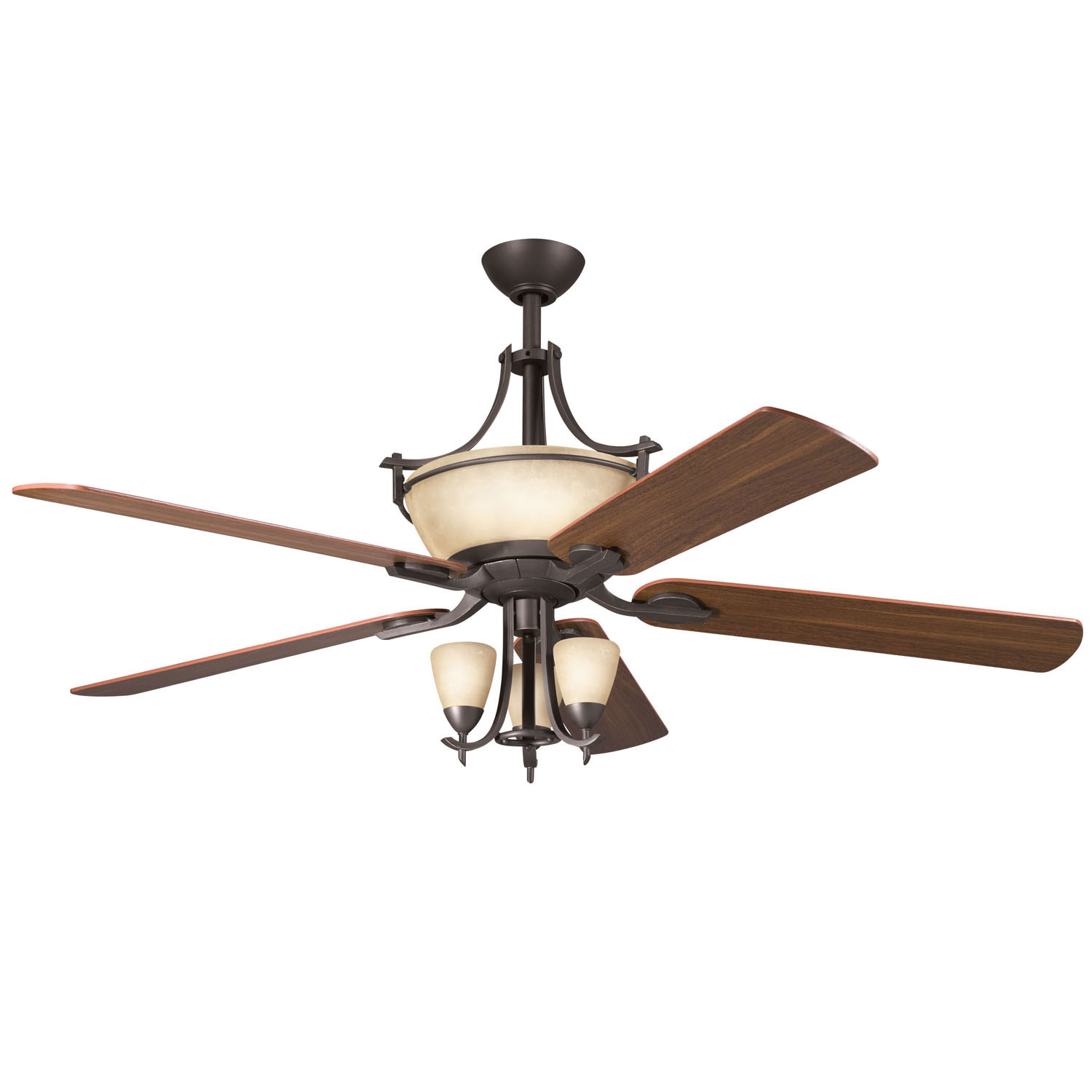 60 inchCeiling Fan from the Olympia collection by Kichler 300011OZ