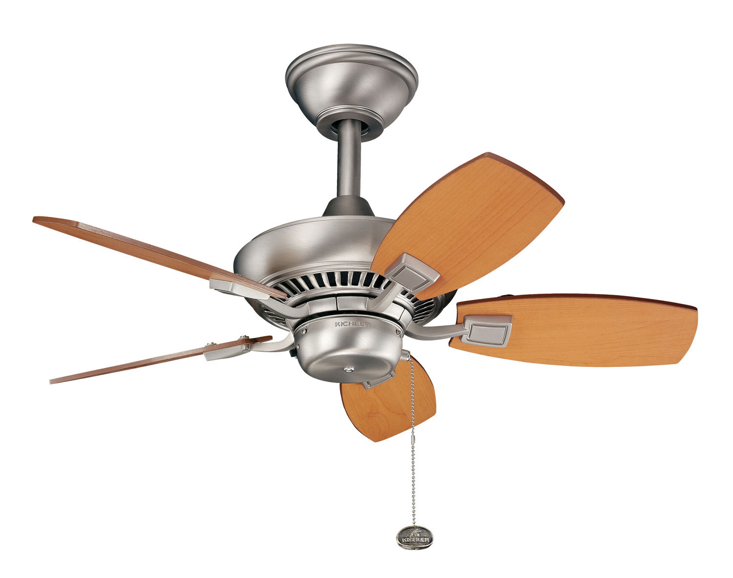 30 inchCeiling Fan from the Canfield collection by Kichler 300103NI