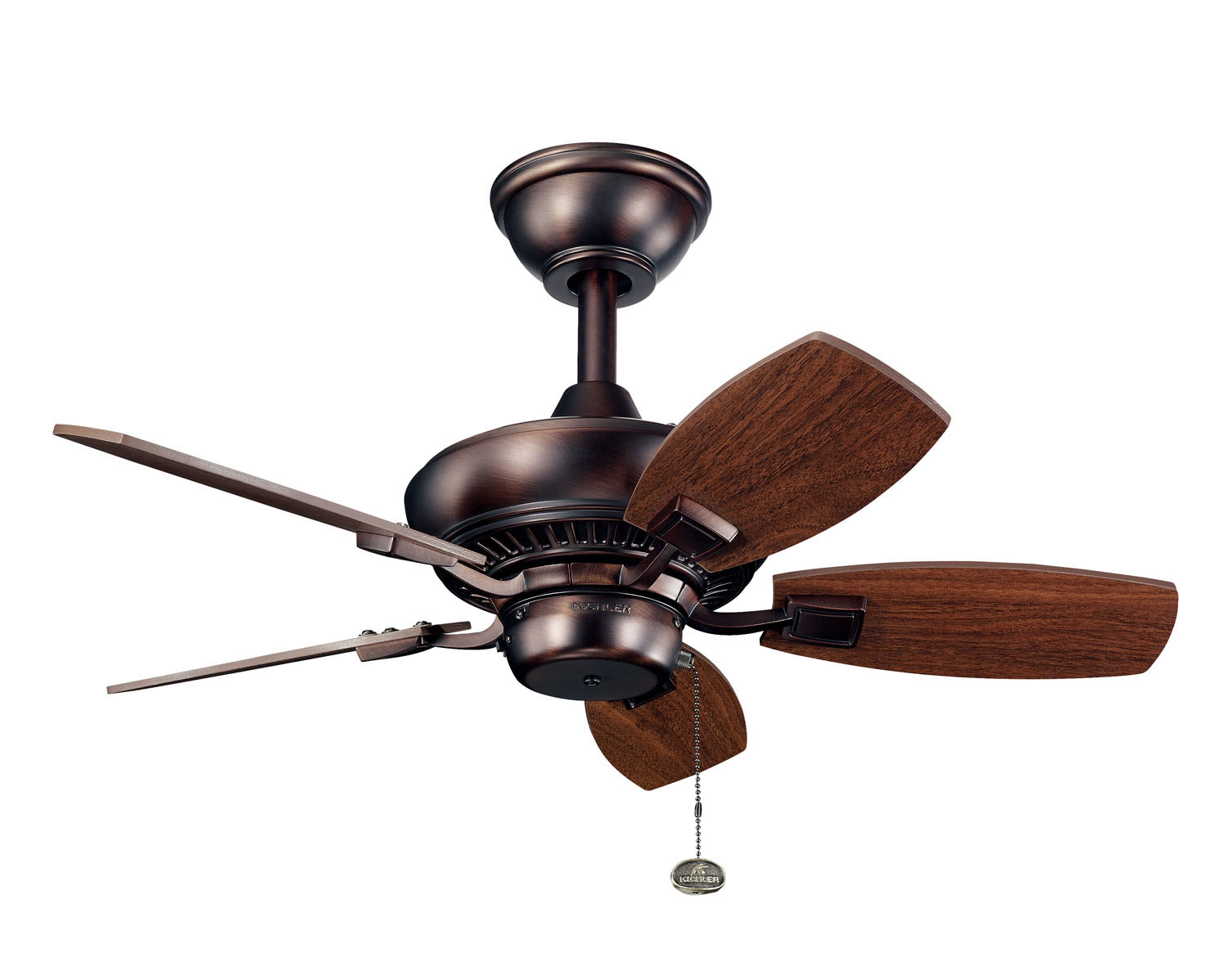 30 inchCeiling Fan from the Canfield collection by Kichler 300103OBB