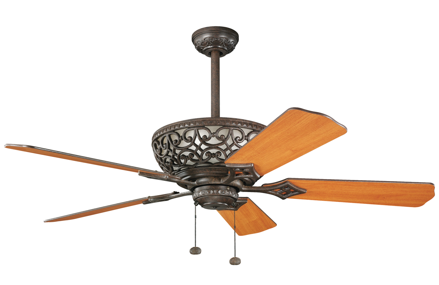 52 inchCeiling Fan from the Cortez collection by Kichler 300113TZ