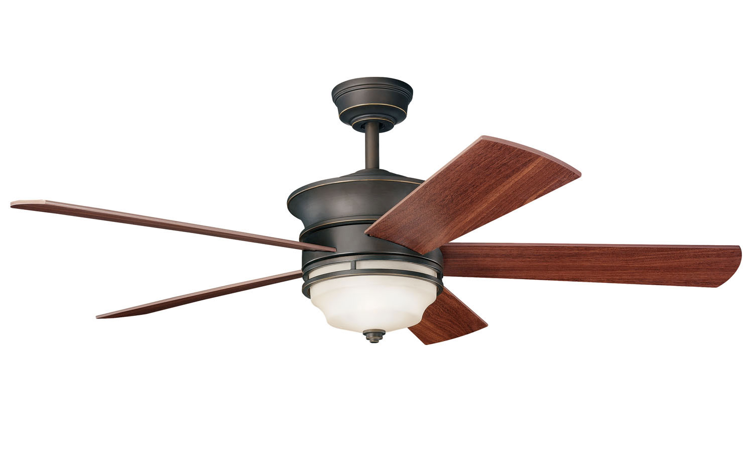 52 inchCeiling Fan from the Hendrik collection by Kichler 300114OZ