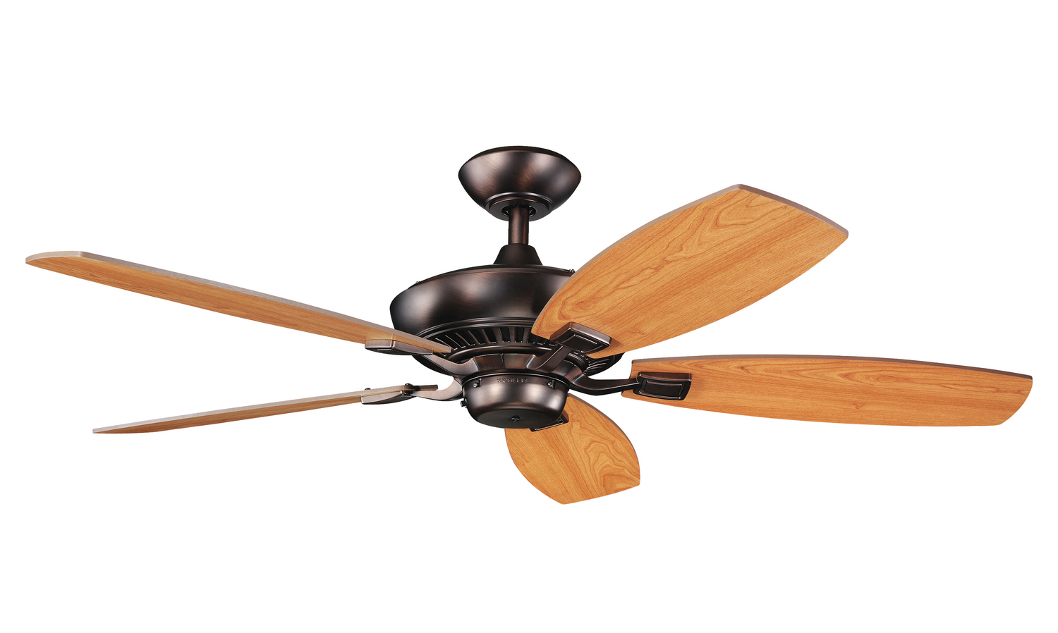 52 inchCeiling Fan from the Canfield collection by Kichler 300117OBB