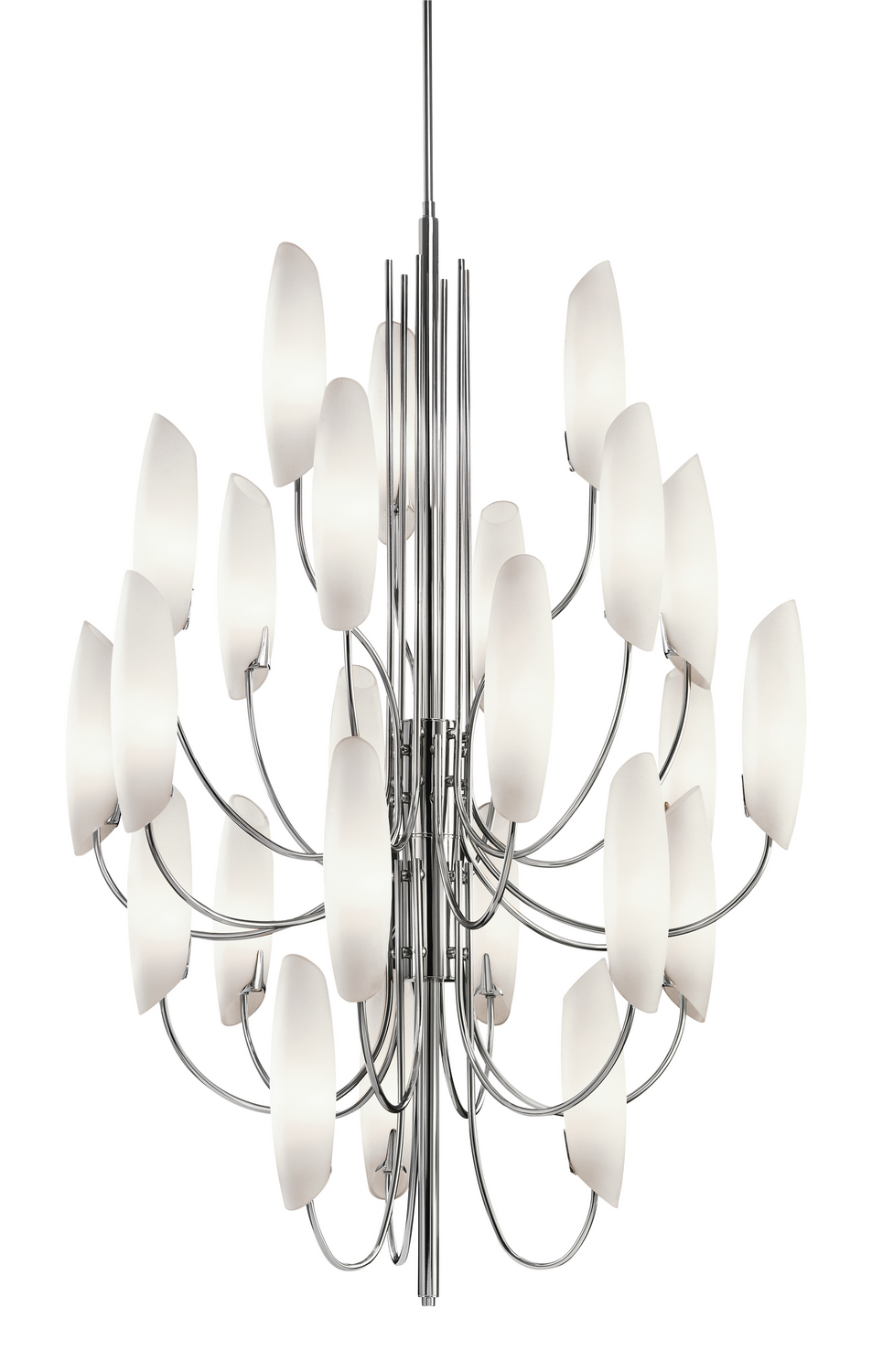 24 Light Chandelier from the Stella collection by Kichler 42214CH