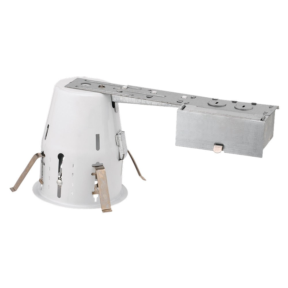 4 inch Remodel Non IC Recessed Housing from the Recessed Lighting collection by Seagull 1115