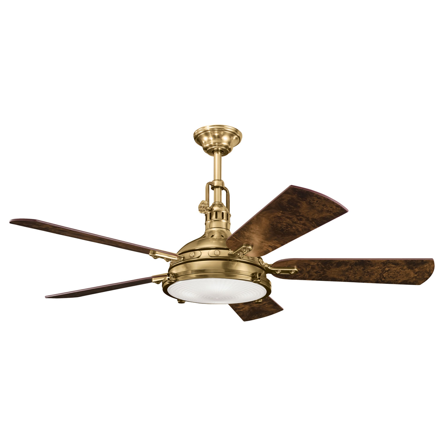 56 inchCeiling Fan from the Hatteras Bay collection by Kichler 300018BAB