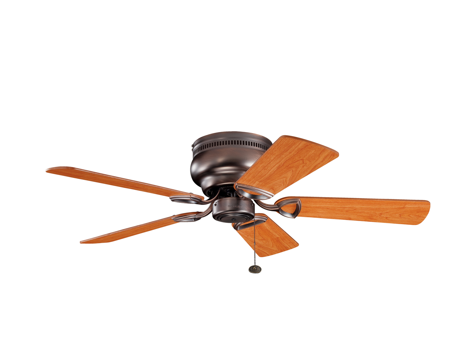 42 inchCeiling Fan from the Stratmoor collection by Kichler 339017OBB