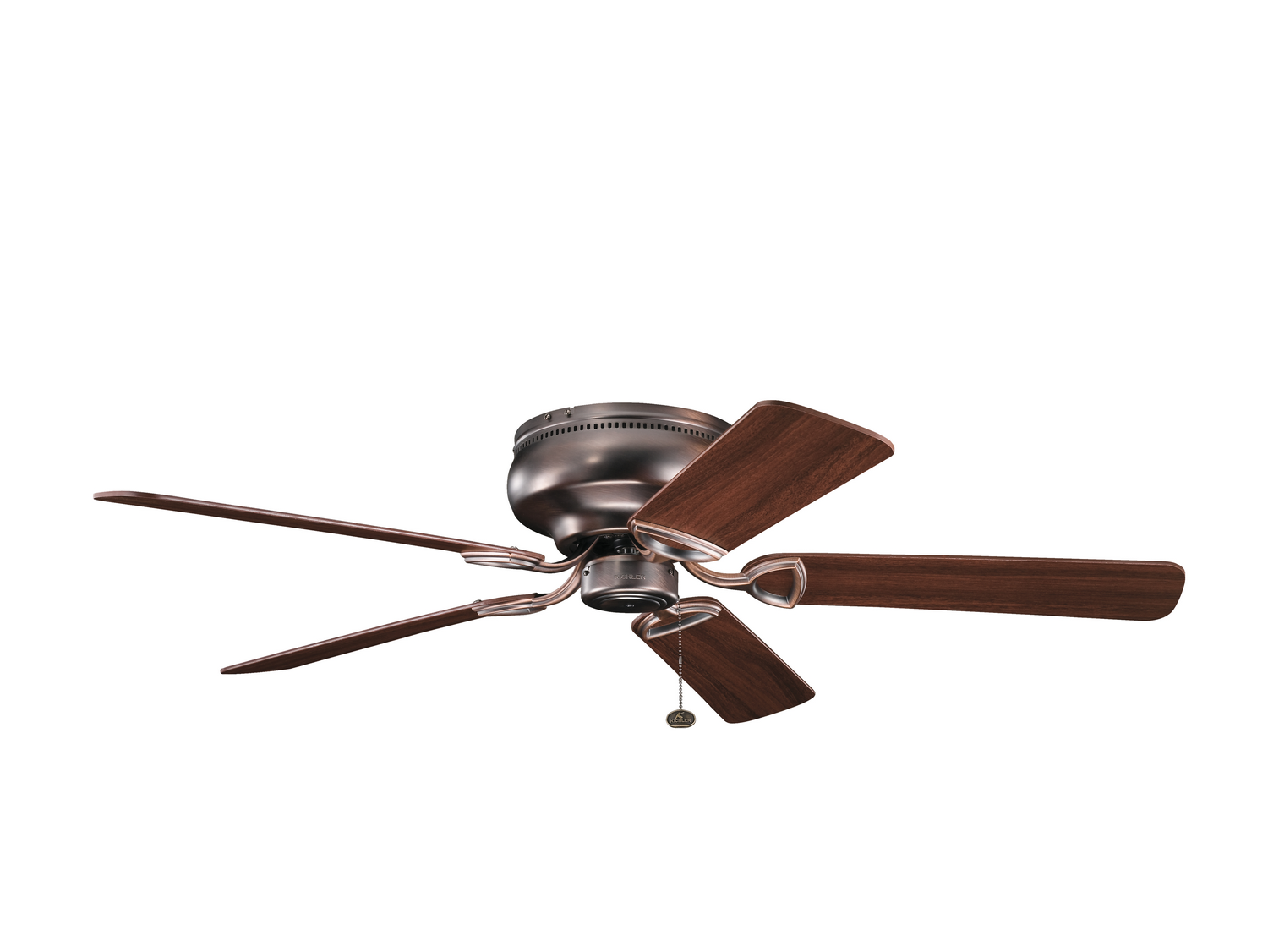 52 inchCeiling Fan from the Stratmoor collection by Kichler 339022OBB