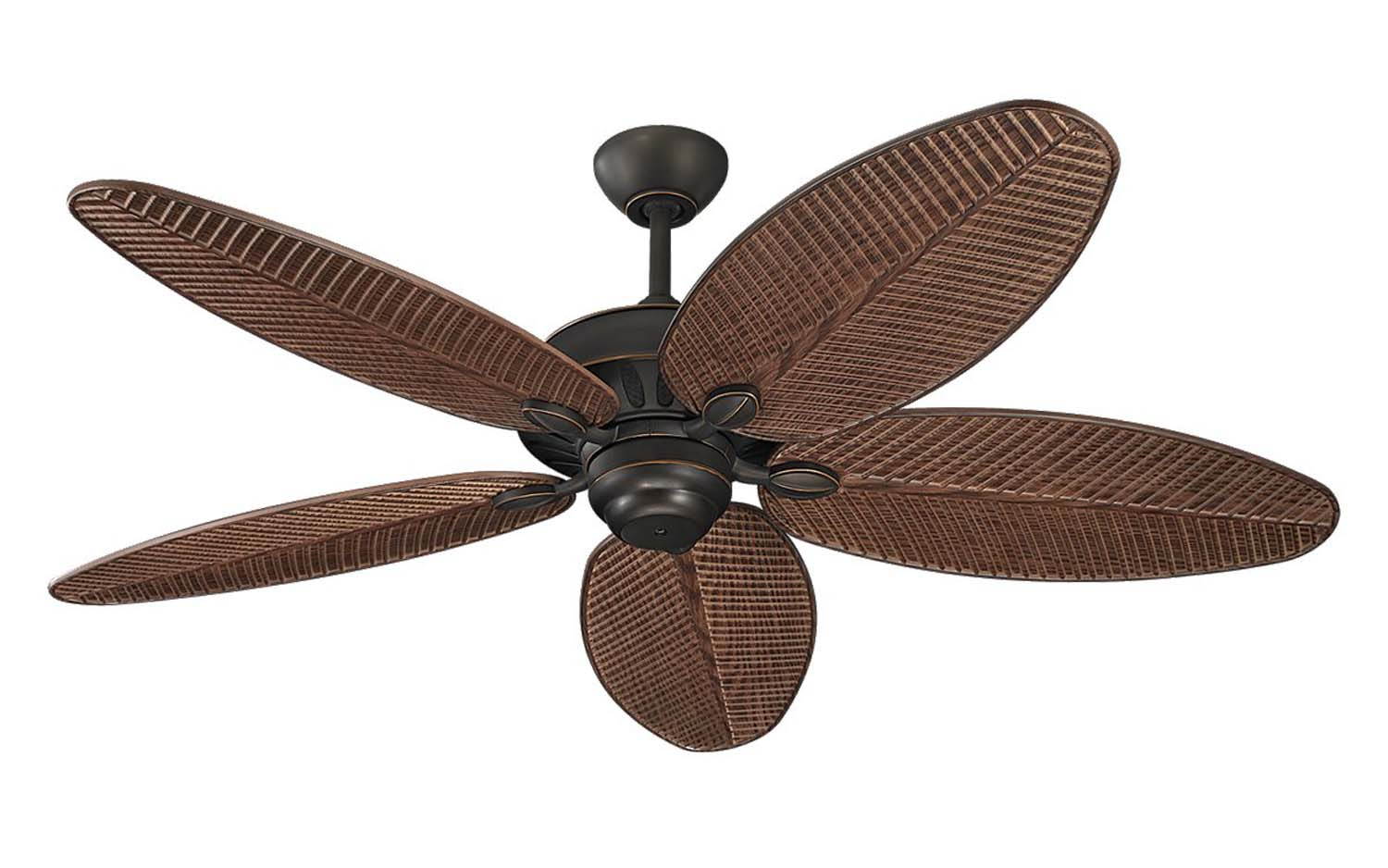 52 inch Ceiling Fan from the Cruise collection by Monte Carlo 5CU52RB
