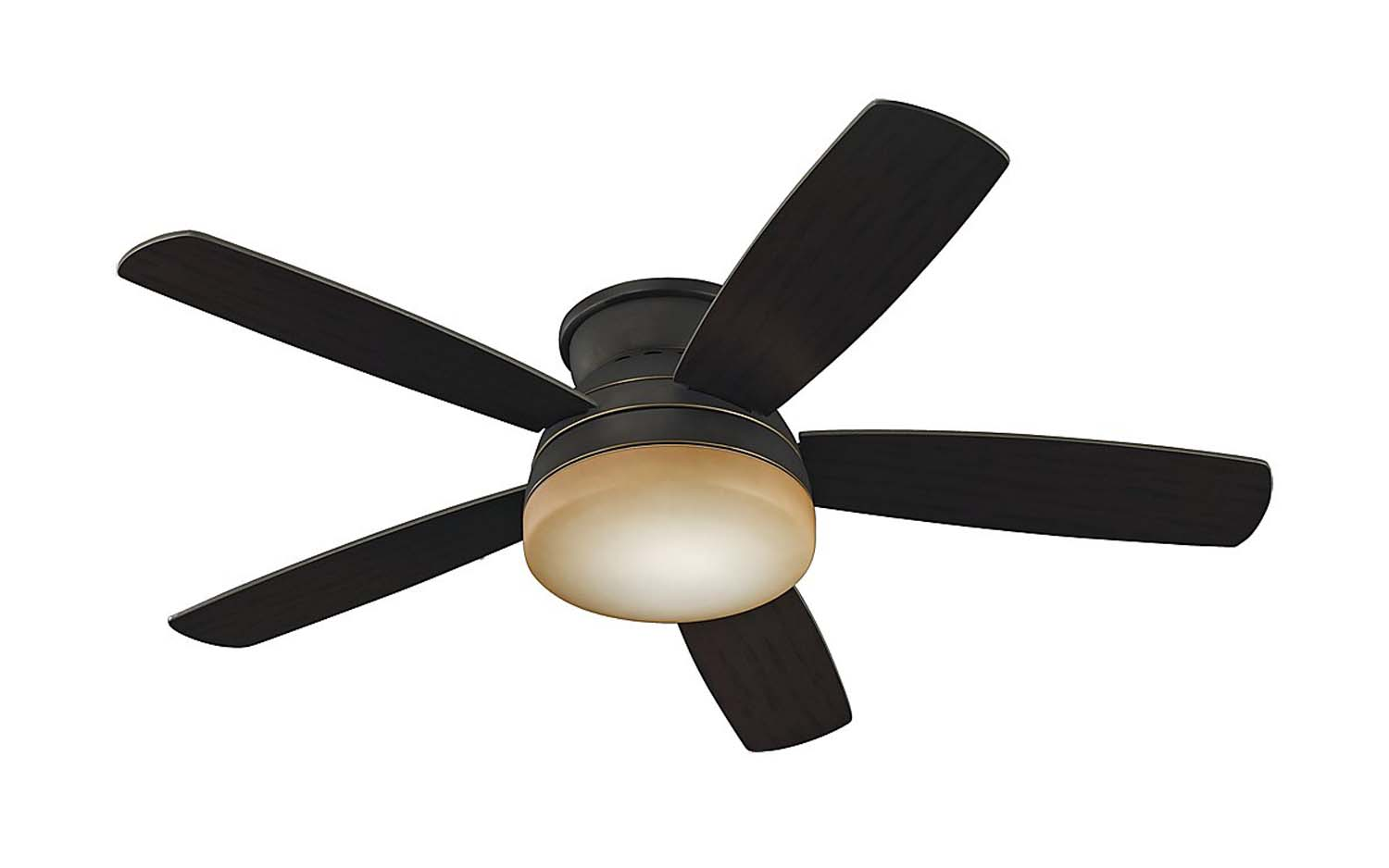 52 inchCeiling Fan from the Traverse collection by Monte Carlo 5TV52RBD