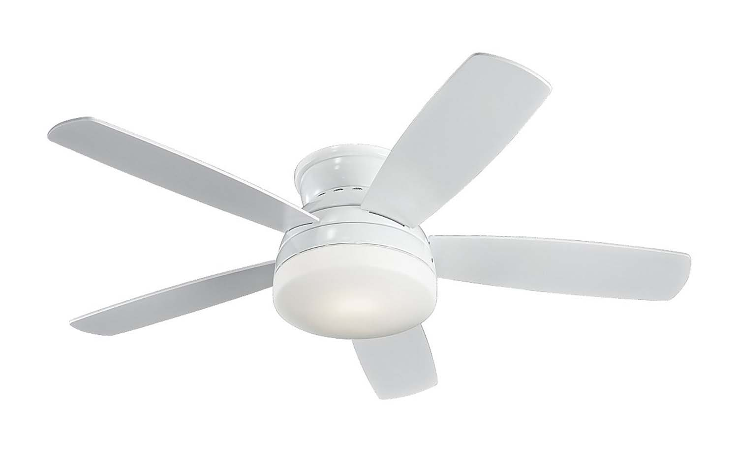 52 inchCeiling Fan from the Traverse collection by Monte Carlo 5TV52WHD