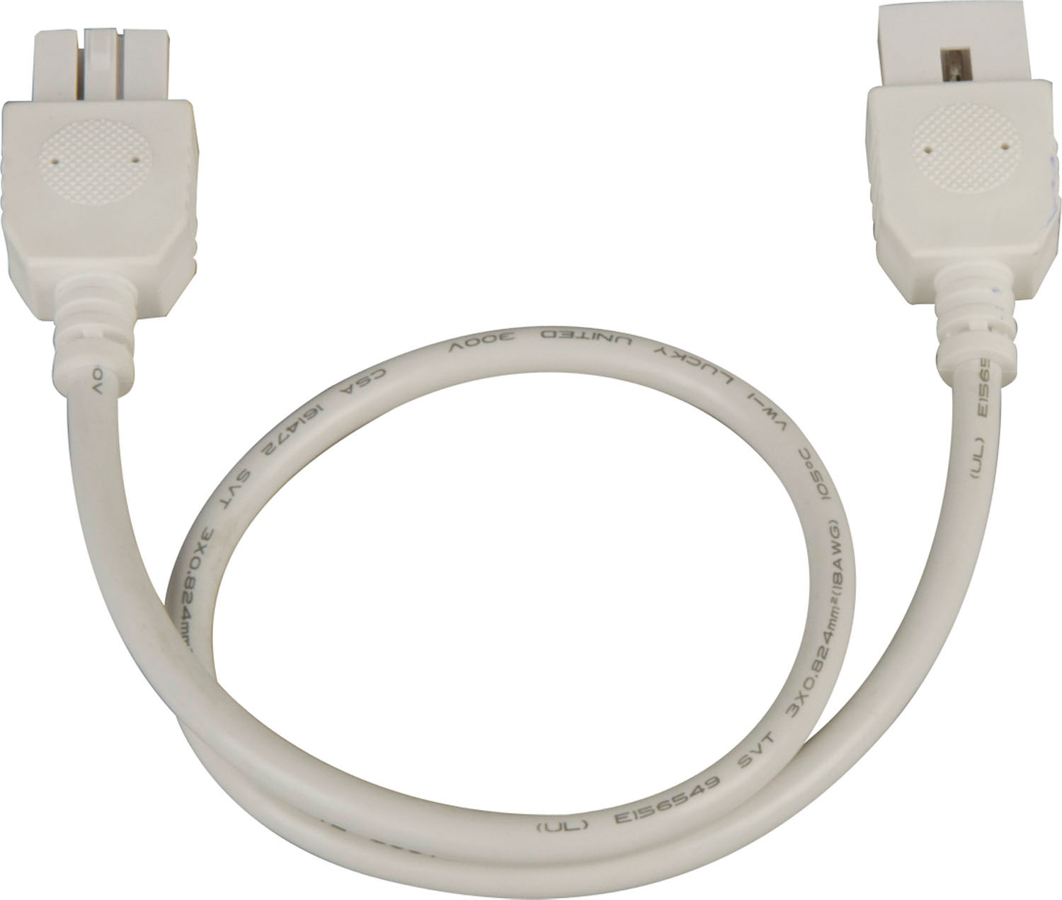 9 inch Connector Cord from the CounterMax MXInterLink4 collection by Maxim 87876WT