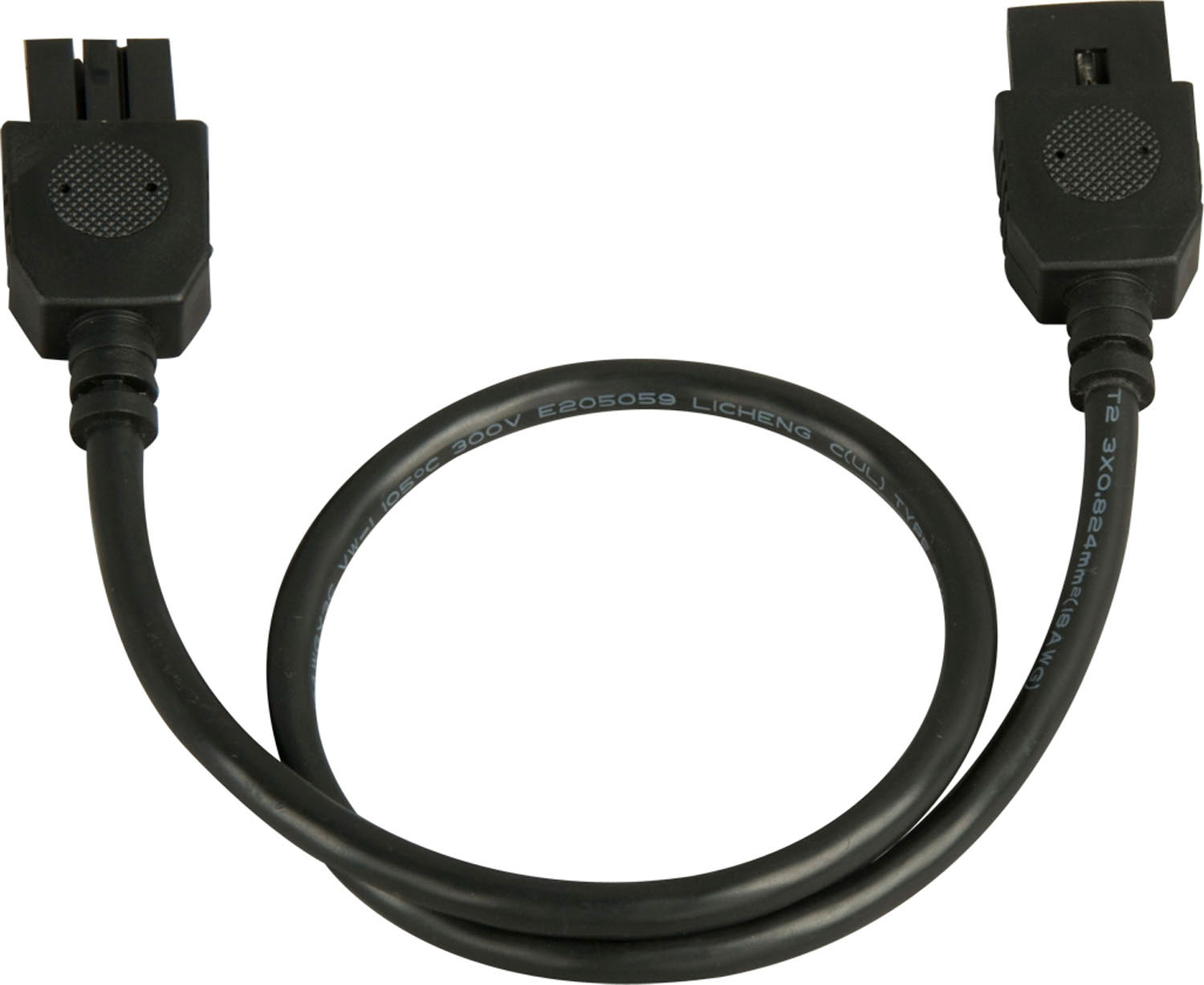 18 inch Connector Cord from the CounterMax MXInterLink4 collection by Maxim 87877BK