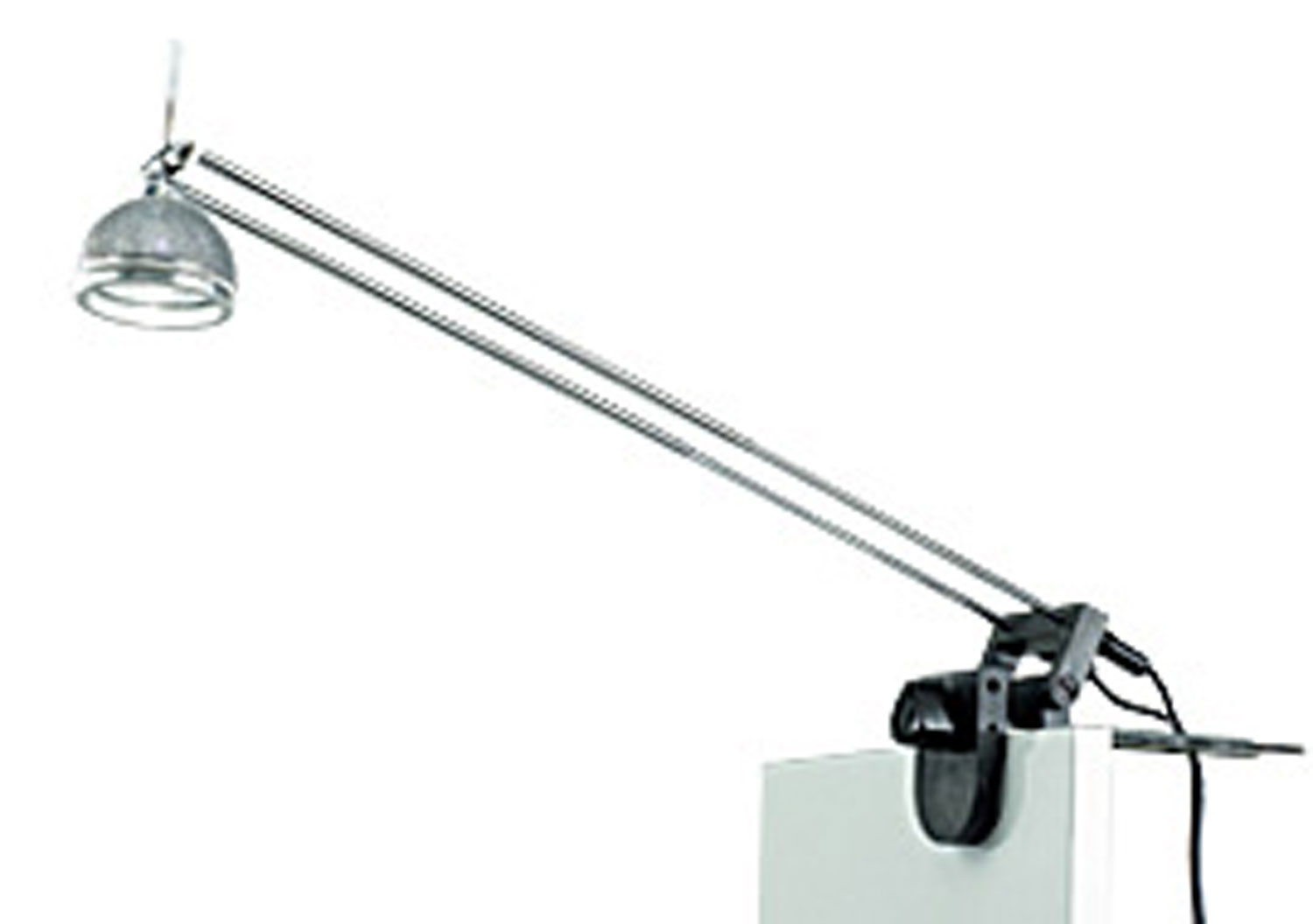 CP1 Clamp on Light by Tech Lighting 700CP17WH
