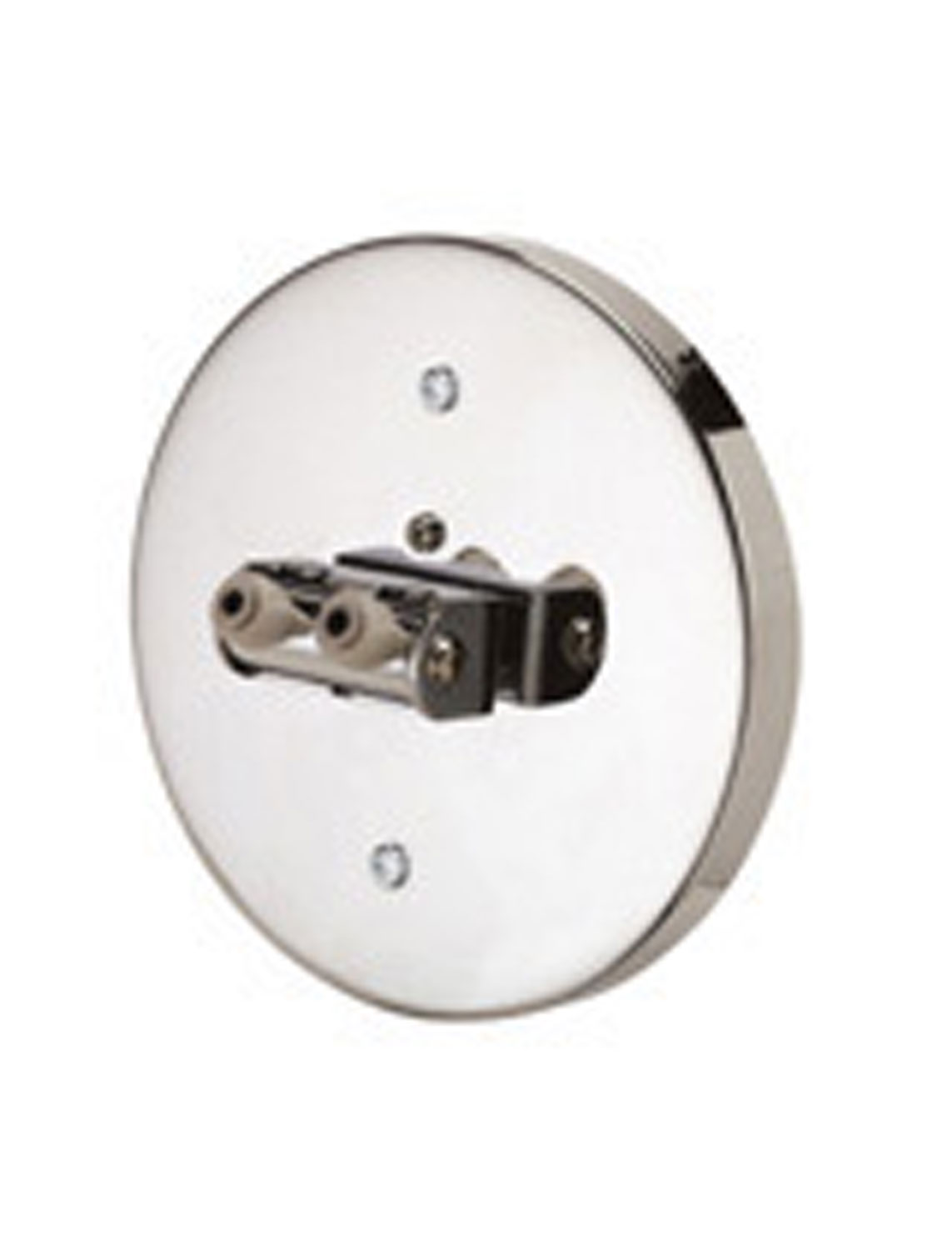 4 Round Swivel Canopy from the Dj collection by Tech Lighting 700DJ4RSB