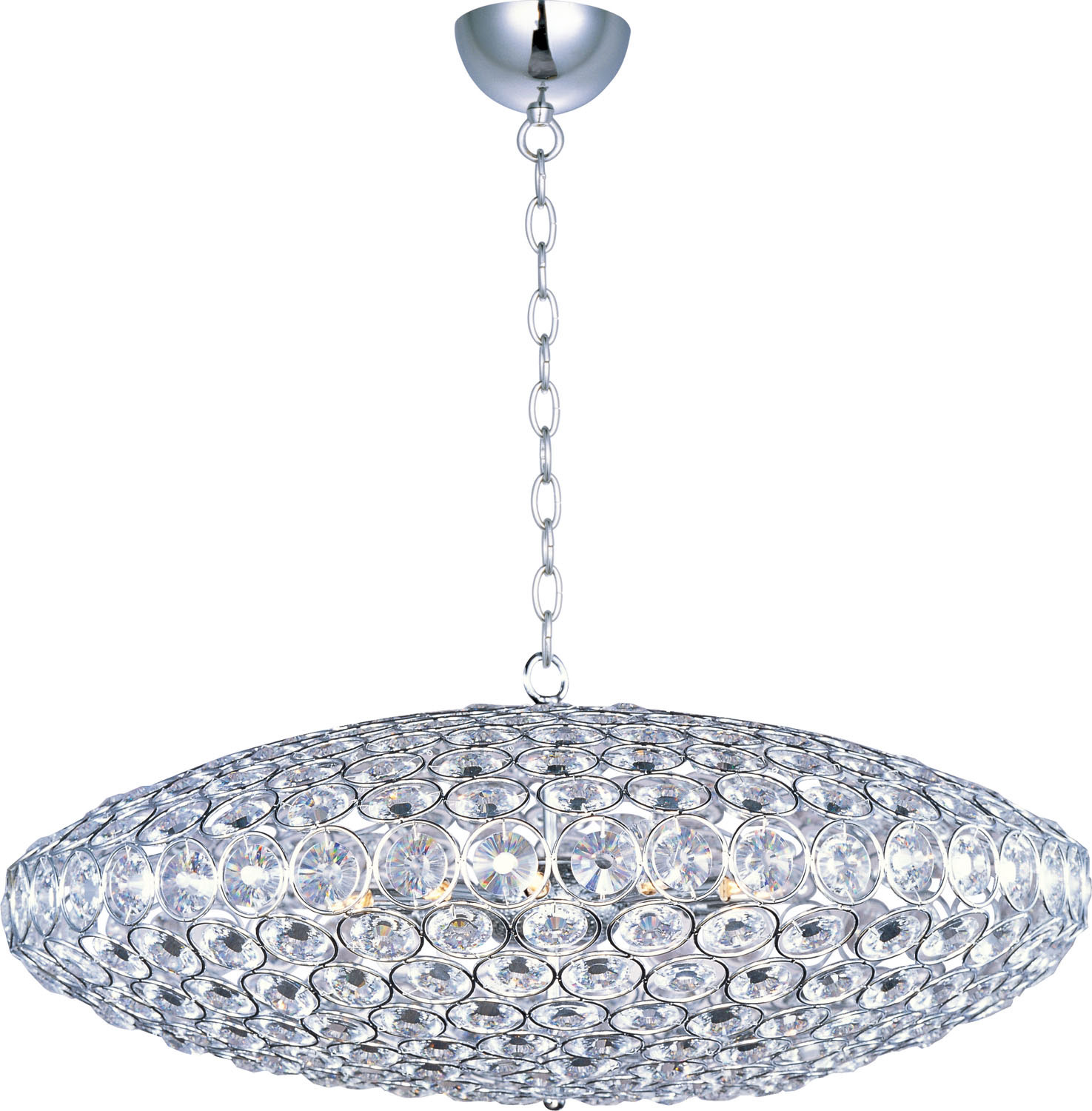 12 Light Pendant from the Brilliant collection by ET2 E24013 20PC