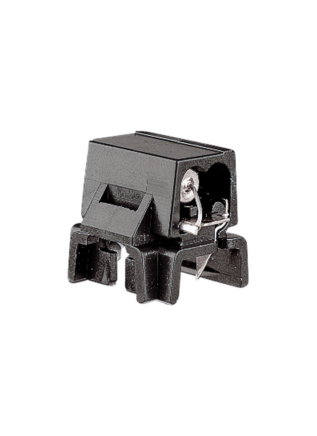 Black Fused Plug from the Fused Plug collection by Ambiance 9488 12