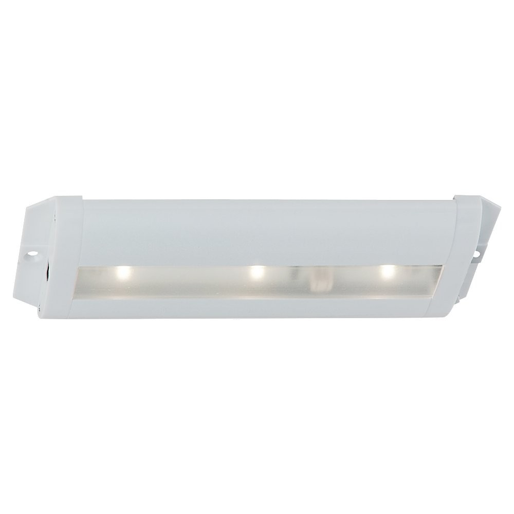 7 inch LED Undercabinet white finish 3000K from the Ambiance LED Task Lighting collection by Seagull 98600SW 15