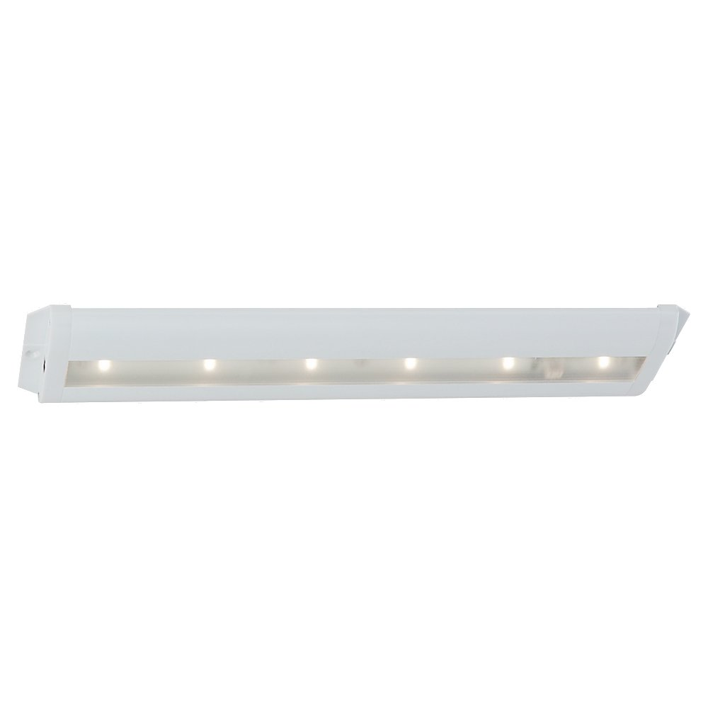 13 inch LED Undercabinet white finish 3000K from the Ambiance LED Task Lighting collection by Seagull 98601SW 15