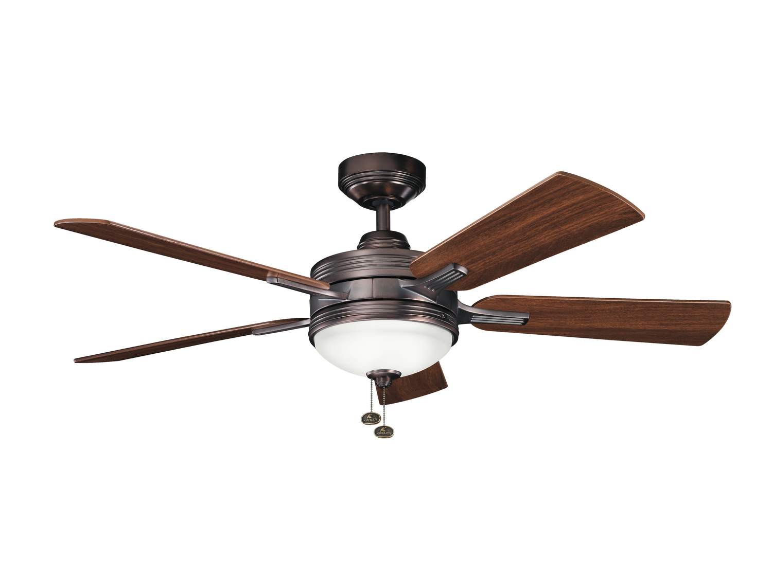 52 inchCeiling Fan from the Logan collection by Kichler 300148OBB