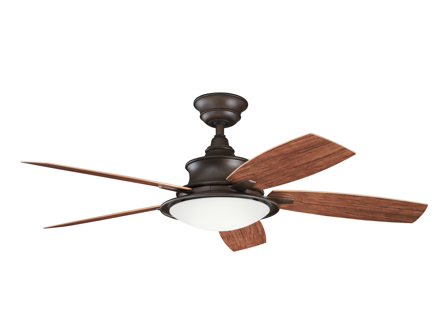 52 inchCeiling Fan from the Cameron collection by Kichler 310104TZP