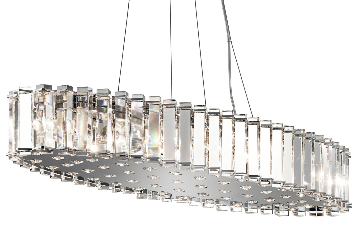 12 Light Pendant from the Crystal Skye collection by Kichler 42173CH