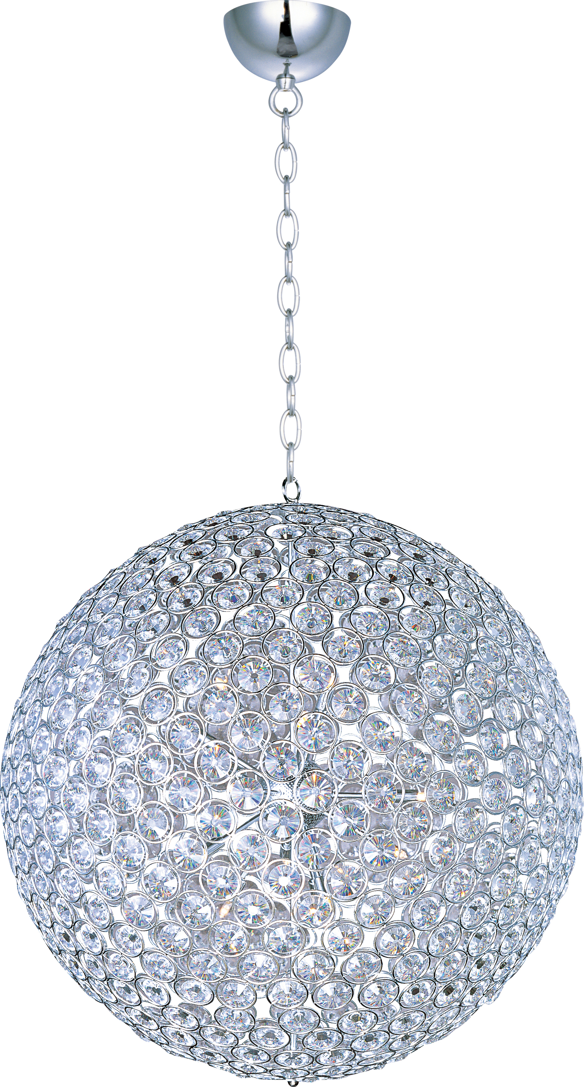 15 Light Pendant from the Brilliant collection by ET2 E24018 20PC
