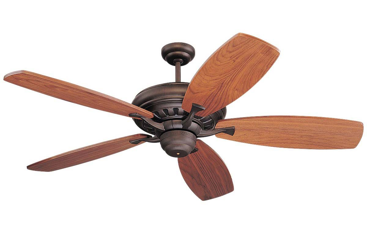 Ceiling Fan from the Maxima collection by Monte Carlo 5MXRB