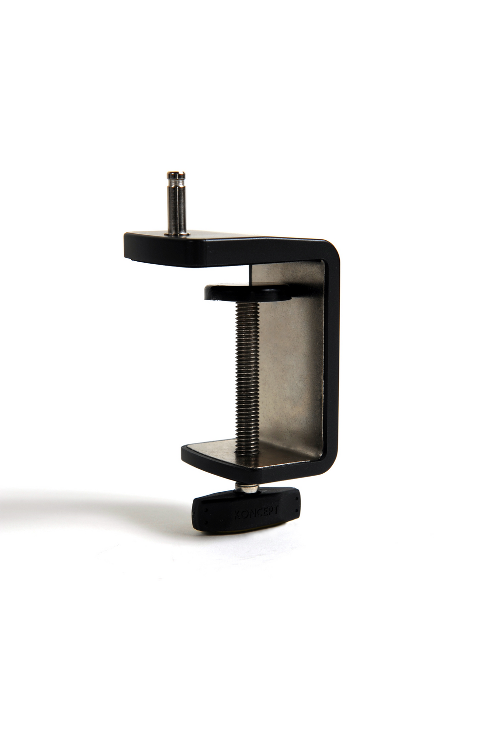 Desk Clamp from the Z Bar collection by Koncept MT01C3 MBK