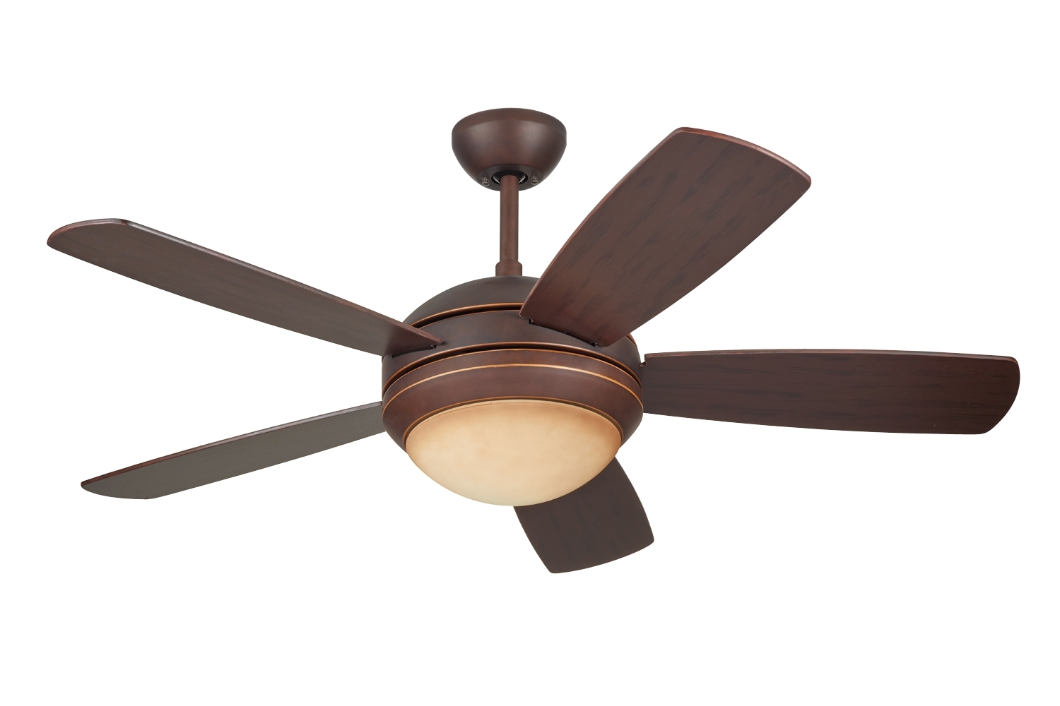 44 inch Ceiling Fan from the Discus II collection by Monte Carlo 5DI44RBD