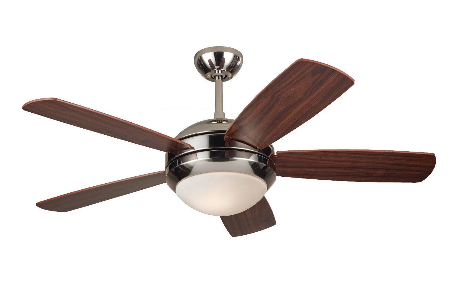 44 inch Ceiling Fan from the Discus II collection by Monte Carlo 5DI44PND