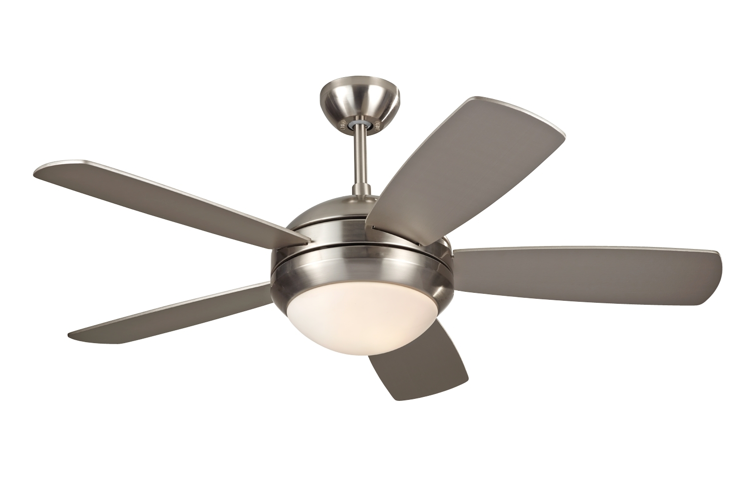 44 inch Ceiling Fan from the Discus II collection by Monte Carlo 5DI44BSD