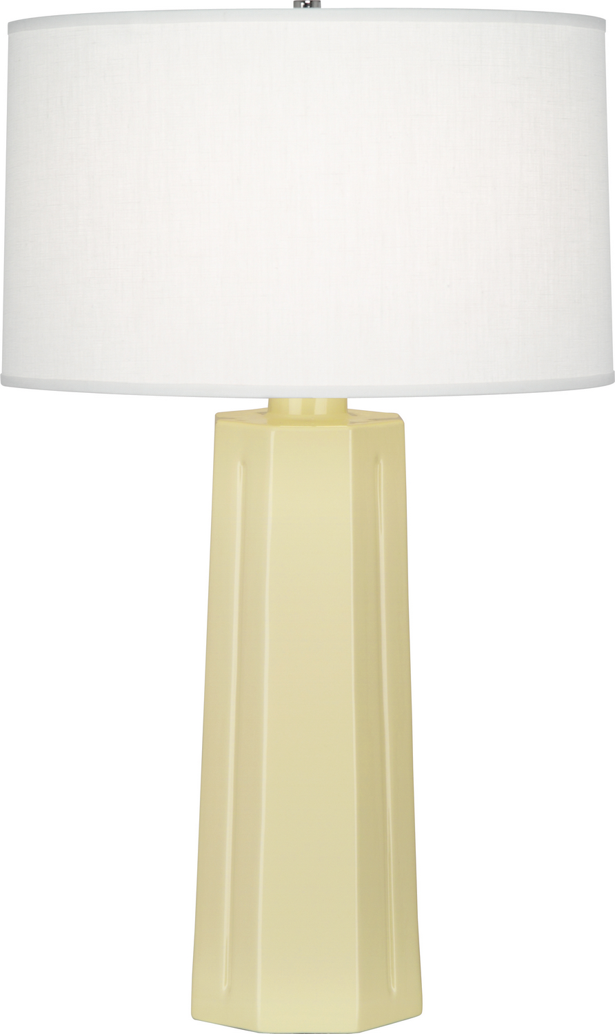 One Light Table Lamp From The Mason Collection By Robert Abbey 970