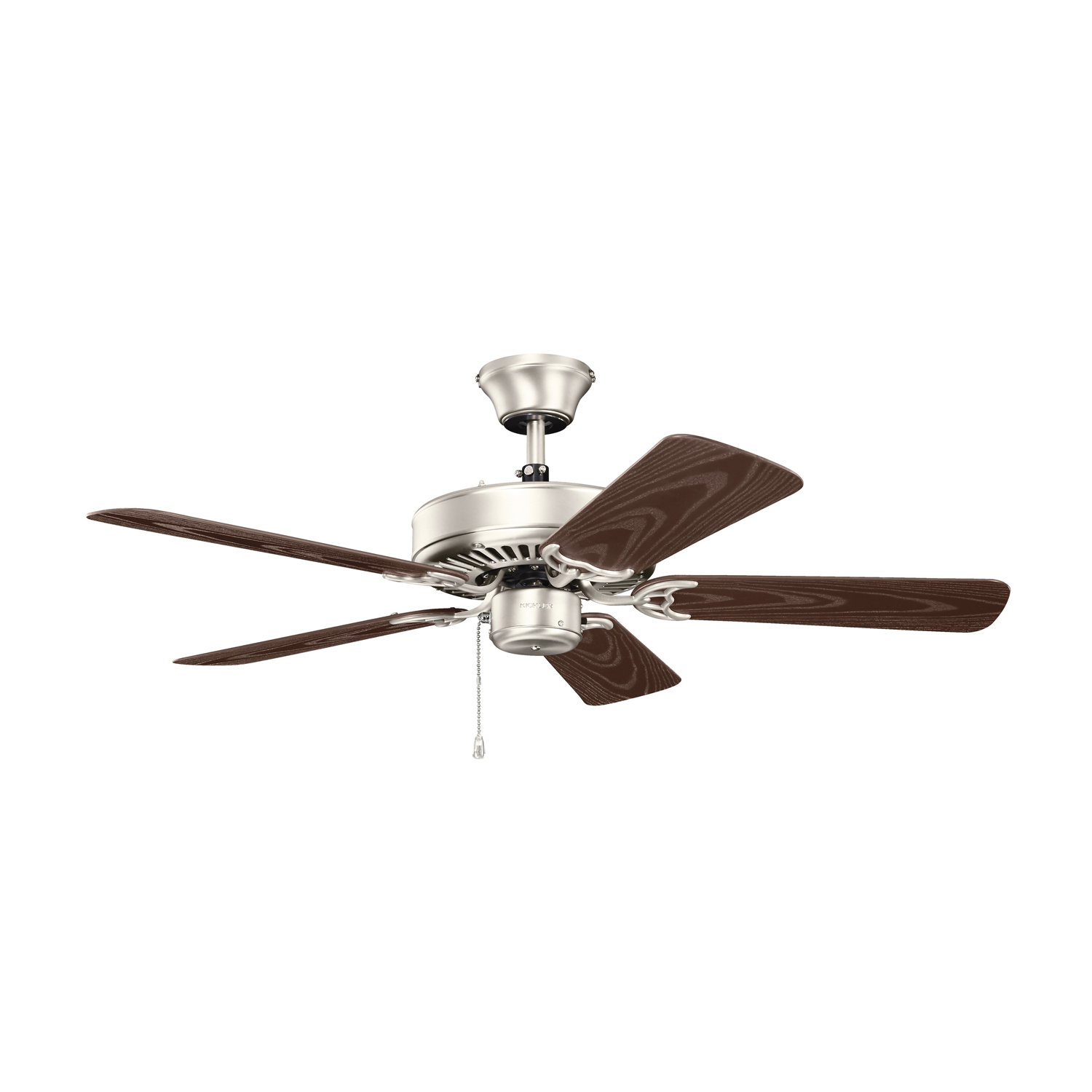 42 inchCeiling Fan from the Basics collection by Kichler 414NI