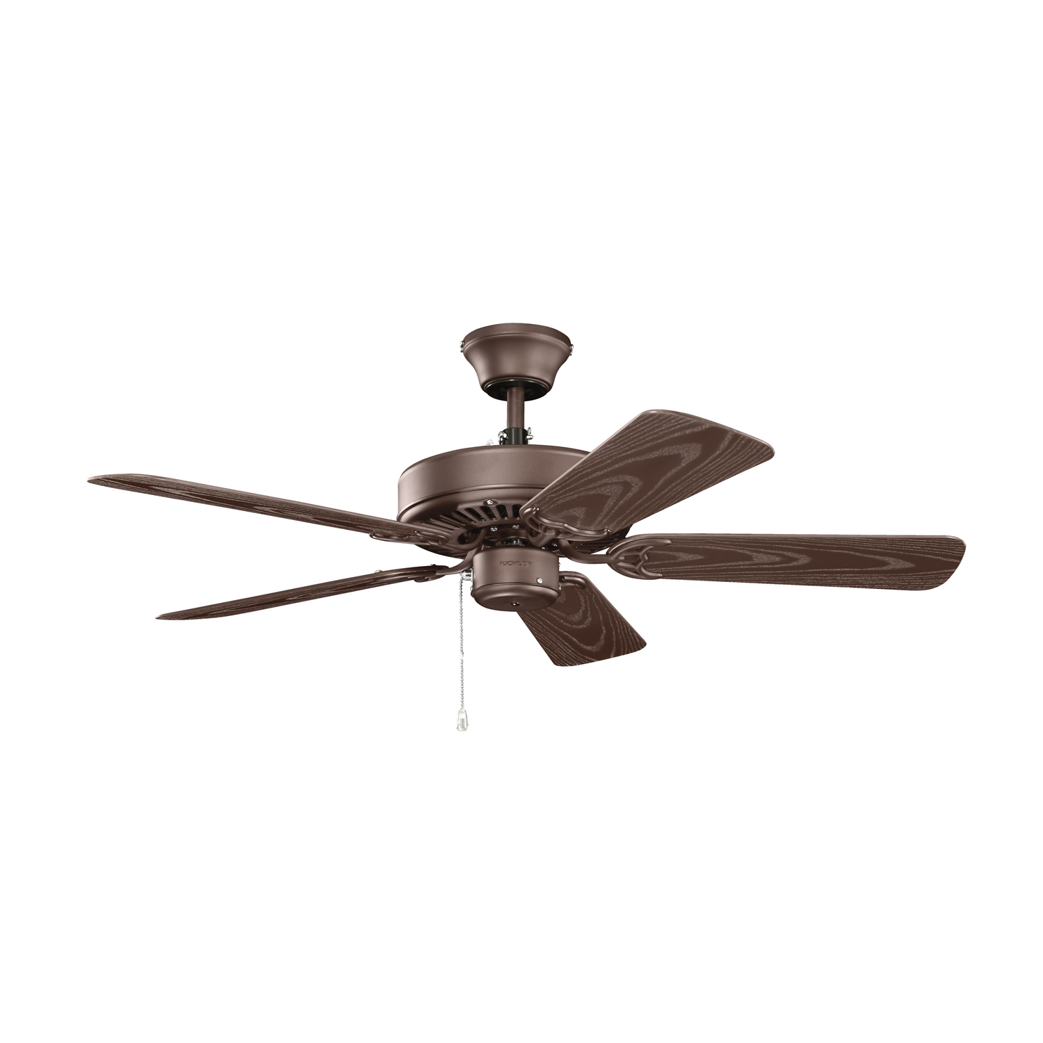 42 inchCeiling Fan from the Basics collection by Kichler 414SNB