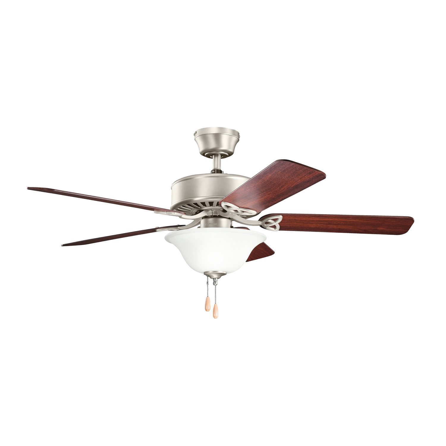 50 inchCeiling Fan from the ES collection by Kichler 330103NI