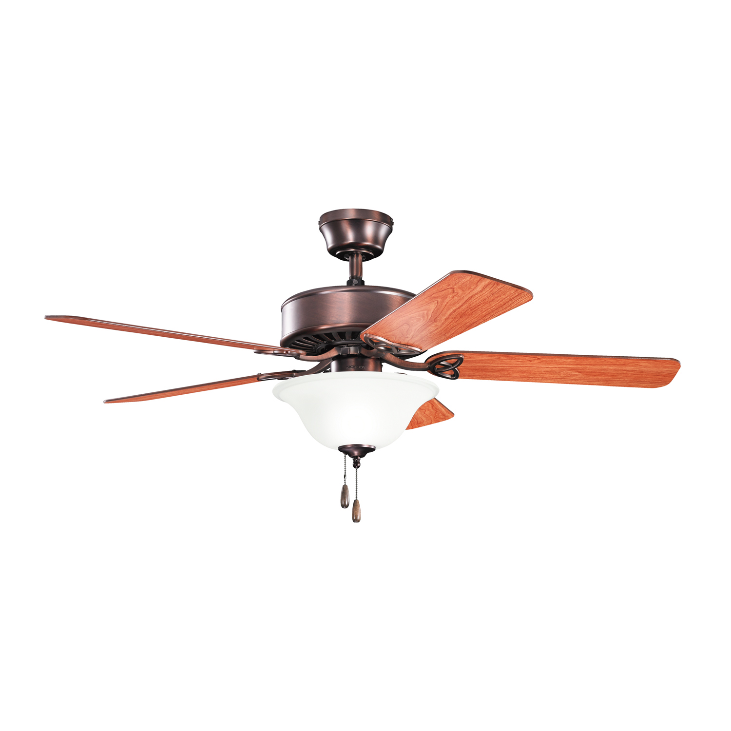 50 inchCeiling Fan from the ES collection by Kichler 330103OBB