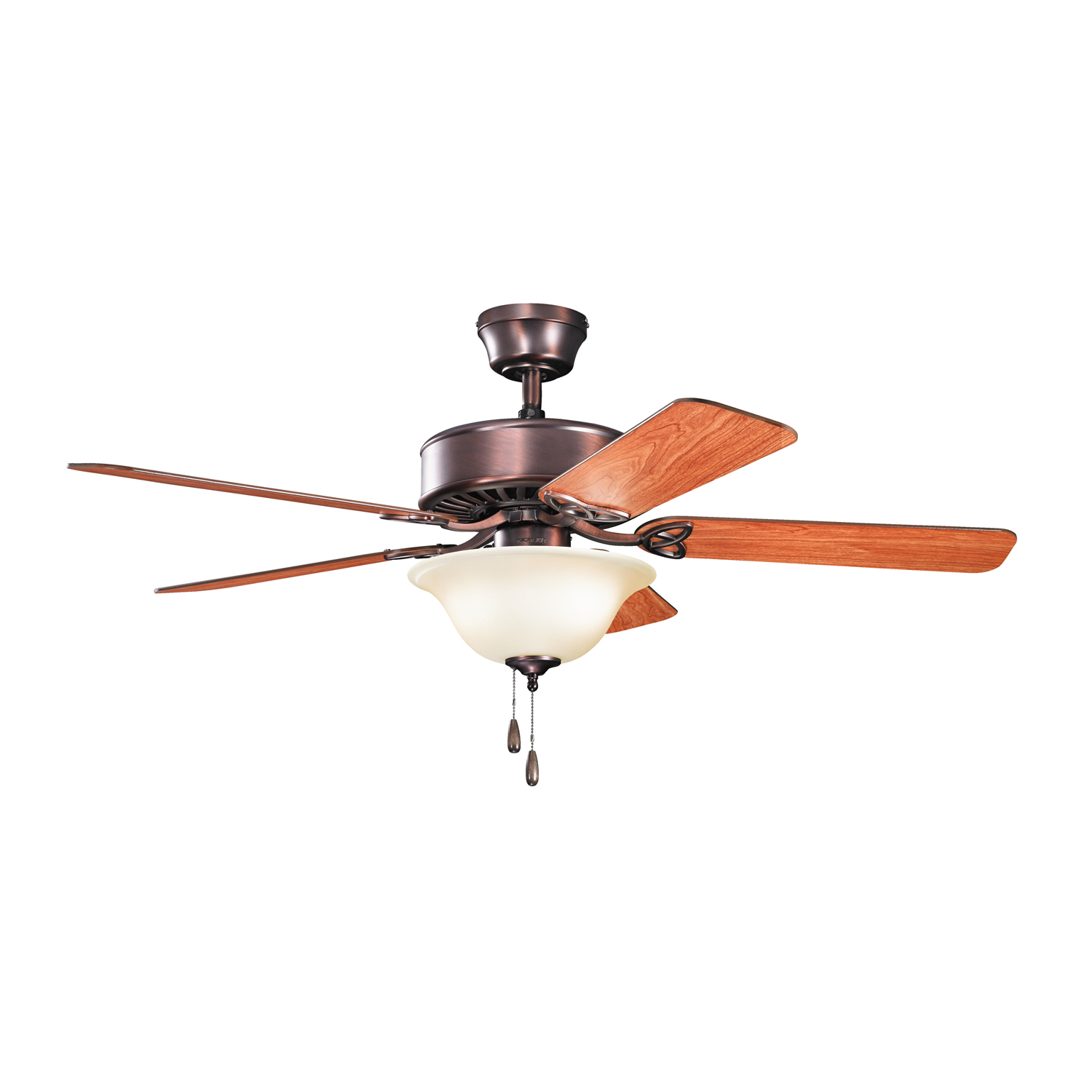 50 inchCeiling Fan from the ES collection by Kichler 330103OBBU