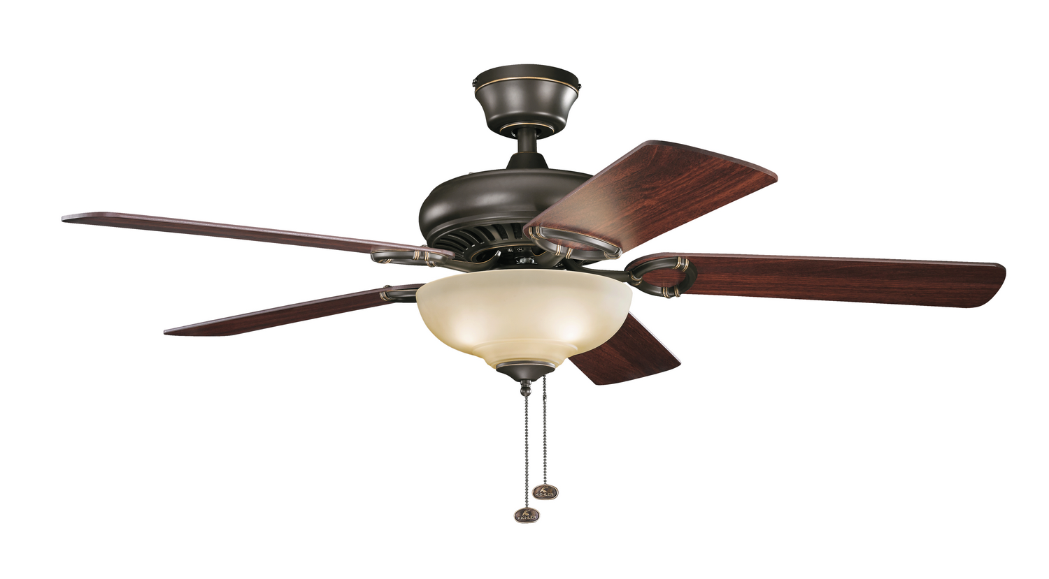 52 inchCeiling Fan from the Sutter Place Select collection by Kichler 339211OZ