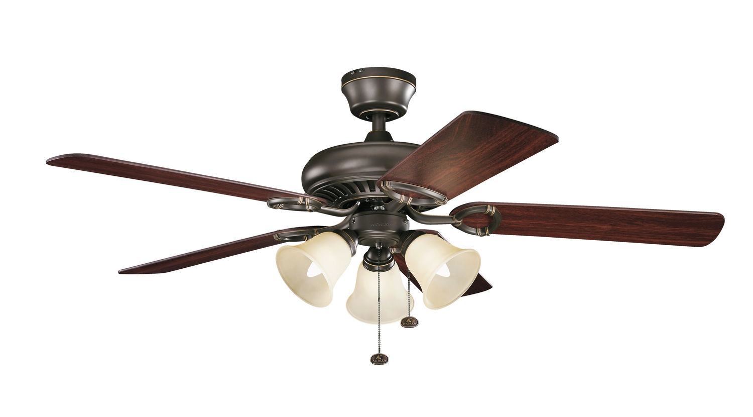 52 inchCeiling Fan from the Sutter Place Premier collection by Kichler 339400OZ