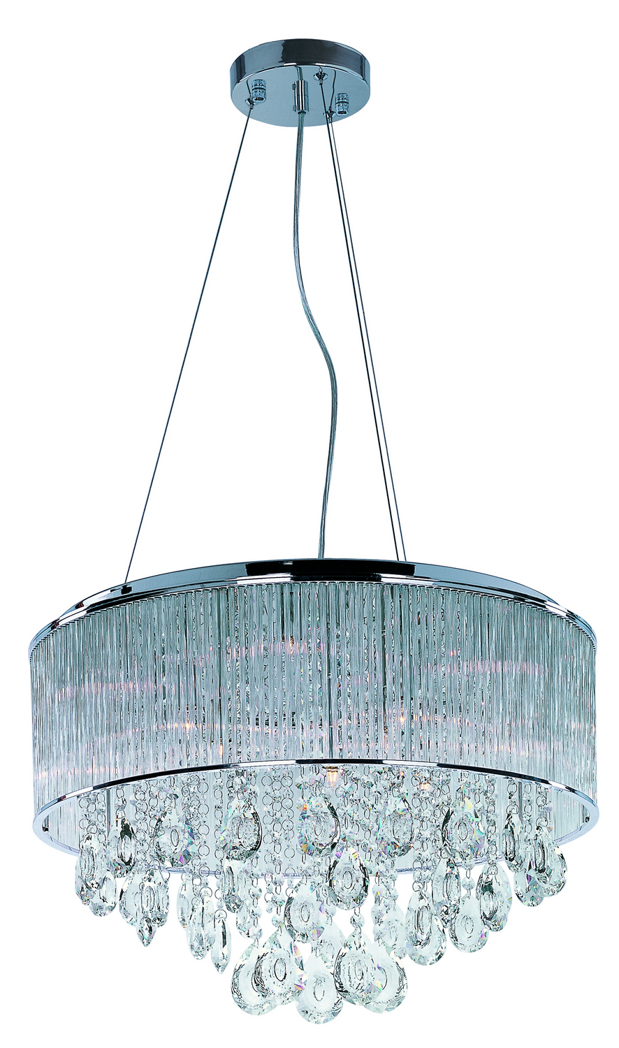 15 Light Pendant from the Gala collection by ET2 E22296 18PC