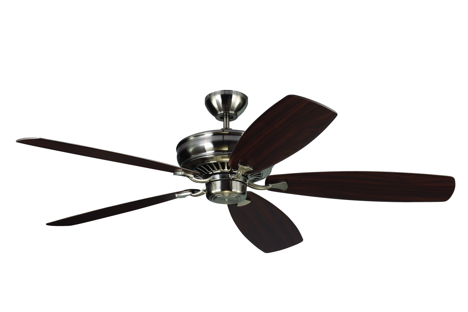 60 inch Ceiling Fan from the Bonneville Max collection by Monte Carlo 5BHM60BS