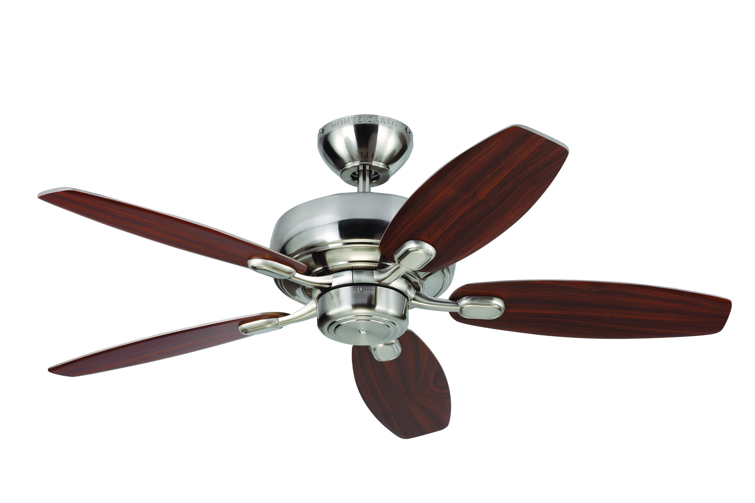 44 inch Ceiling Fan from the Centro Max II collection by Monte Carlo 5CQM44BS