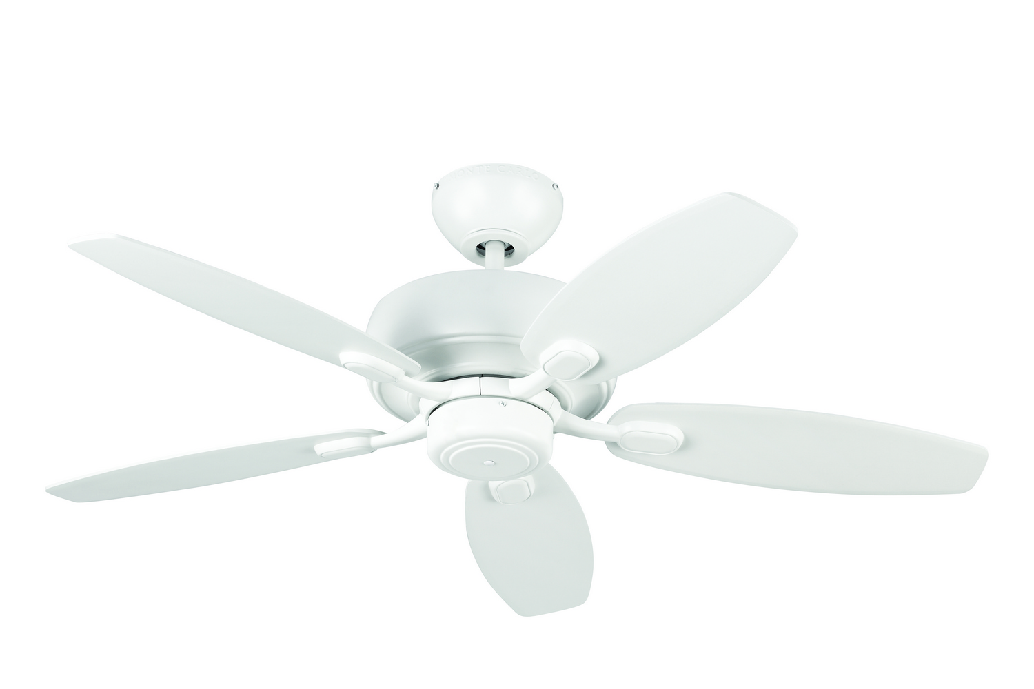 44 inch Ceiling Fan from the Centro Max II collection by Monte Carlo 5CQM44RZW