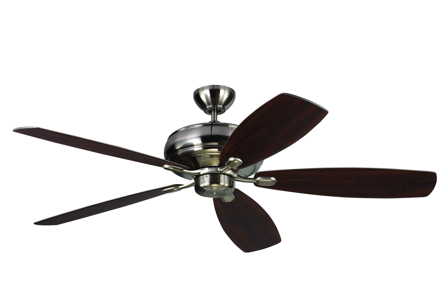 60 inch Ceiling Fan from the Embassy Max collection by Monte Carlo 5EM60BS
