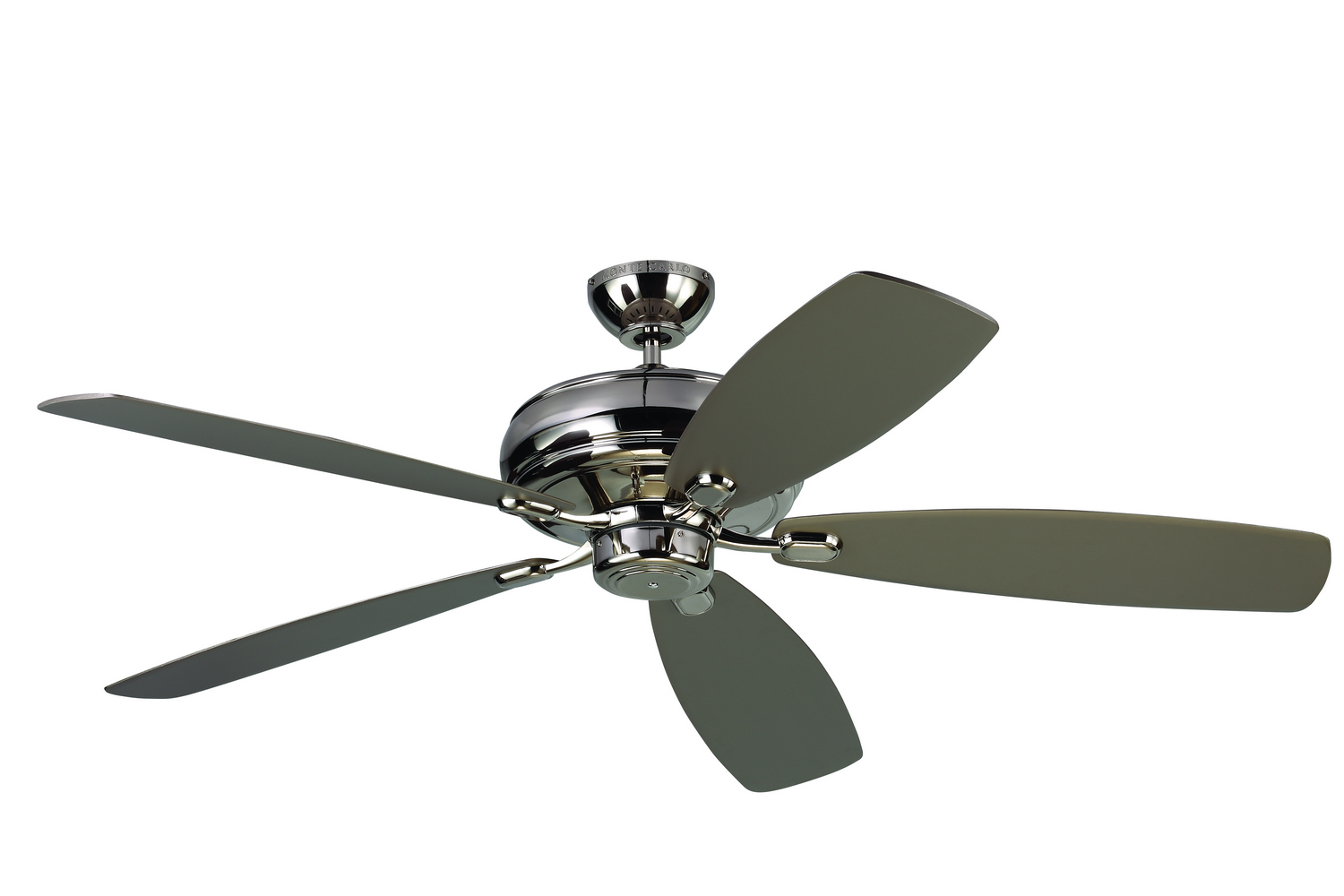 60 inch Ceiling Fan from the Embassy Max collection by Monte Carlo 5EM60PN